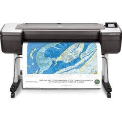HP Designjet T1700dr 44-in PostScript grootformaat-printer Kleur 2400 x 1200 DPI Thermische inkjet 1118 x 1676