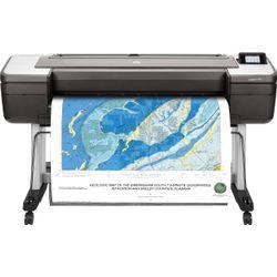 HP Designjet T1700dr 44-in PostScript grootformaat-printer Kleur 2400 x 1200 DPI Thermische inkjet 1118 x 1676