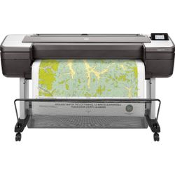 HP Designjet T1700 grootformaat-printer Thermische inkjet Kleur 2400 x 1200 DPI 1118 x 1676 mm
