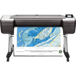 HP Designjet T1700dr grootformaat-printer Thermische inkjet Kleur 2400 x 1200 DPI 1118 x 1676 mm