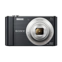 "Sony DSC-W810 Compactcamera 20,1 MP 1/2.3"" CCD 5152 x 3864"