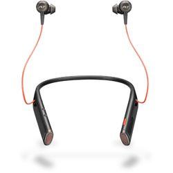 Plantronics Voyager 6200 UC mobiele hoofdtelefoon Stereofonisch In-ear, Neckband Zwart Draadloos
