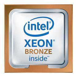 HP Intel Xeon Bronze 3104 processor 1,7 GHz 8,25 MB L3