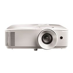Optoma EH334 Desktopprojector 3600ANSI lumens DLP 1080p (1920x1080) 3D Wit beamer/projector
