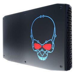 Intel NUC BOXNUC8I7HVK2 PC/workstation barebone i7-8809G 3,1 GHz 1,2L maat pc Zwart BGA 2270