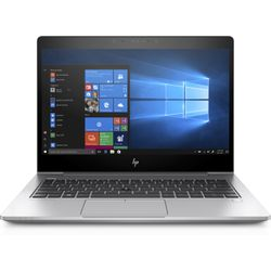 """HP EliteBook 830 G5 1.60GHz i5-8250U 13.3"""" 1920 x 1080Pixels Zilver Notebook"""