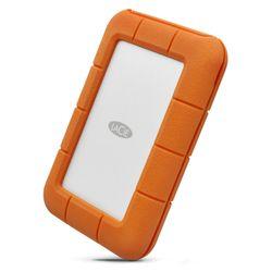 LaCie Rugged USB-C externe harde schijf 5000 GB Grijs, Geel