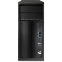 HP Z240 Tower 3.6GHz i7-7700 Toren Zwart Workstation