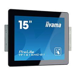 iiyama ProLite TF1515MC-B1 touch screen-monitor 38,1 cm (15