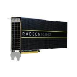 HPE AMD Radeon Instinct MI25 Radeon RX Vega 64 16 GB Hoge bandbreedtegeheugen 2 (HBM2)