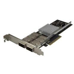 StarTech.com Dual-poort QSFP+ NIC netwerkkaart PCI Express