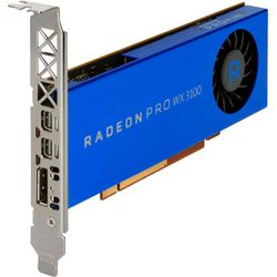 HP 2TF08AA videokaart AMD Radeon Pro WX 3100 4 GB GDDR5