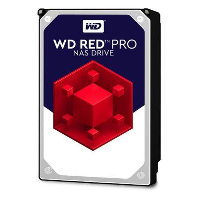 "Western Digital RED PRO 4 TB 3.5"" 4000 GB SATA III"