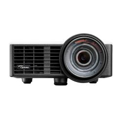 Optoma ML1050ST beamer/projector 1000 ANSI lumens DLP WXGA (1280x720) 3D Draagbare projector Zwart