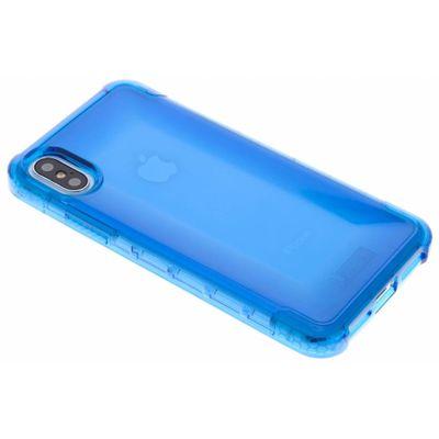 Urban armor gear Blauw Plyo Hard Case iPhone X - Blauw /