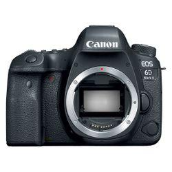 Canon EOS 6D Mark II SLR camerabody 26,2 MP CMOS 6240 x 4160