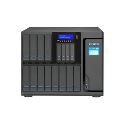 QNAP TS-1685 Ethernet LAN Toren Zwart NAS