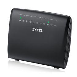 ZyXEL VMG3925-B10B-EU03V1F Dual-band (2.4 GHz / 5 GHz) Gigabit Ethernet 3G Zwart draadloze router