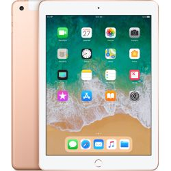 Apple iPad tablet A10 128 GB 3G 4G Goud