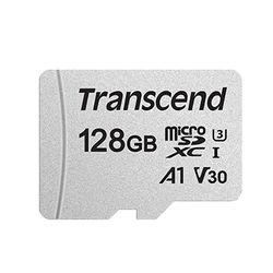 Transcend 300S flashgeheugen 128 GB MicroSDXC Klasse 10 NAND