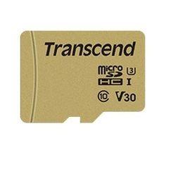 Transcend 16GB UHS-I U3 flashgeheugen MicroSDHC Klasse 10
