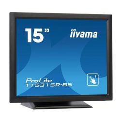 iiyama ProLite T1531SR-B5 touch screen-monitor 38,1 cm (15
