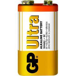 GP Batteries Ultra Alkaline 9V