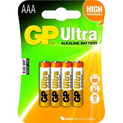 GP Batteries Ultra Alkaline AAA Single-use battery
