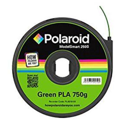 Polaroid PL-6018-00 3D-printmateriaal Polymelkzuur Groen 750
