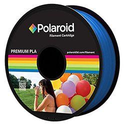 Polaroid Filament 1kg Premium PLA Filament blue P7691C