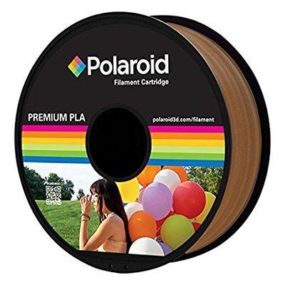Polaroid Filament 1kg Premium PLA Filament brown P4635C