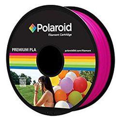 Polaroid Filament 1kg Premium PLA Filament magenta P213C