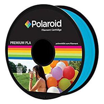 Polaroid Filament 1kg Premium PLA Filament light blue