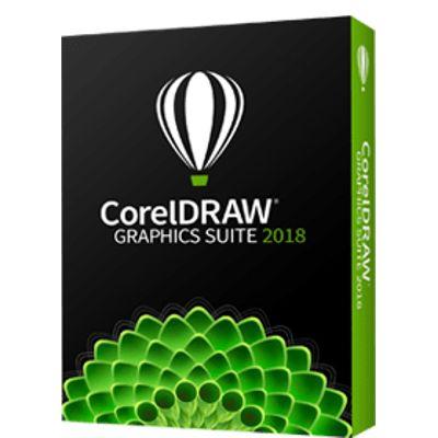 Corel CorelDRAW Graphics Suite 2018