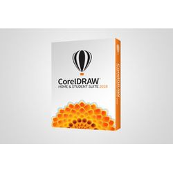 Corel CorelDRAW Home & Student Suite 2018