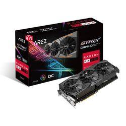 ASUS AREZ-STRIX-RX580-O8G-GAMING Radeon RX 580 8GB GDDR5