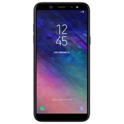 """Samsung Galaxy A6 SM-A600F 5.6"""" Hybride Dual SIM 4G 3000mAh Zwart"""