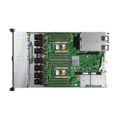 HPE ProLiant DL360 Gen10 server 26,4 TB 2,1 GHz 16 GB Rack (1U) Intel® Xeon® 500 W DDR4-SDRAM