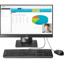 HP t310 G2 All-in-One Zero TERA2321 5430g Zwart