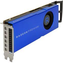 HP 2TF01AA videokaart Radeon Pro WX 9100 16 GB Hoge bandbreedtegeheugen 2 (HBM2)