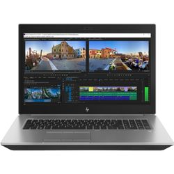 HP ZBook 17 G5 Zilver Mobiel werkstation 43,9 cm (17.3