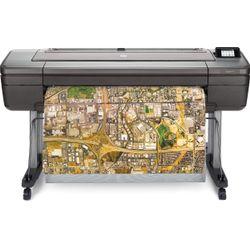 HP Designjet Z6dr 44-in PostScript grootformaat-printer Kleur 2400 x 1200 DPI Thermische inkjet 1118 x 1676 Ethernet LAN