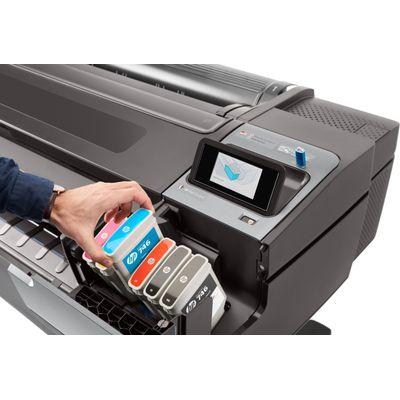 HP Designjet Z6dr grootformaat-printer Thermische inkjet Kleur 2400 x 1200 DPI 1118 x 1676 mm Ethernet LAN