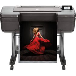 HP Designjet Z9 grootformaat-printer Kleur 2400 x 1200 DPI Thermische inkjet 610 x 1676