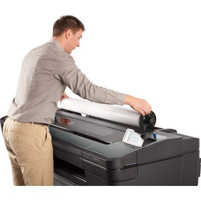 HP Designjet Z9+ grootformaat-printer Thermische inkjet Kleur 2400 x 1200 DPI 610 x 1676 mm