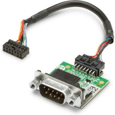 HP 3TK82AA interfacekaart/-adapter Serie Intern
