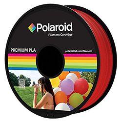 Polaroid 1Kg Universal Premium PLA Filament Material - Red