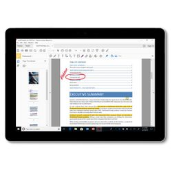 Microsoft Surface tablet Intel® Pentium® 4415Y 64 GB Zilver