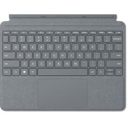 Microsoft Surface Go Signature Type Cover Polijsten Platina toetsenbord voor mobiel apparaat