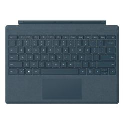 Microsoft Surface Go Signature Type Cover QWERTY Blauw toetsenbord voor mobiel apparaat